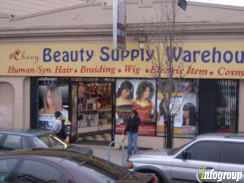 Ebony beauty supply hours