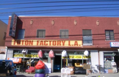 Futon Factory Los Angeles Ca