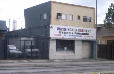 Washington Garment Dyeing & Finishing Inc - Los Angeles, CA