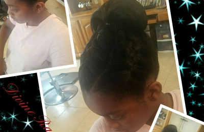 Divine Radiance Healthy Hair Care Services Beauty Salon - Killeen, TX. Updo by Wanda