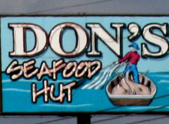 Don's Seafood Hut - Metairie, LA