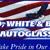 Red White & Blue Auto Glass