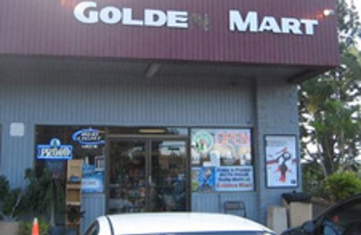 Golden Mart Poke - Mililani, HI