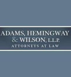 Adams Hemingway & Wilson LLP - Mcn, GA