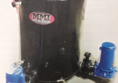 Mechanical Maintenance INC - Climax, NC. Custom Condensate Tank