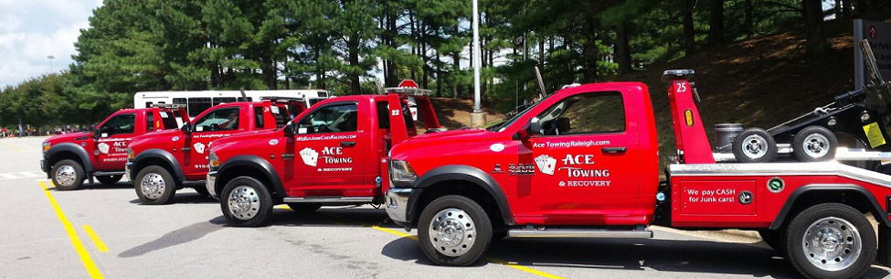 towing service in raleigh