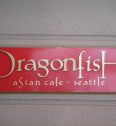 Dragonfish Asian Cafe - Seattle, WA