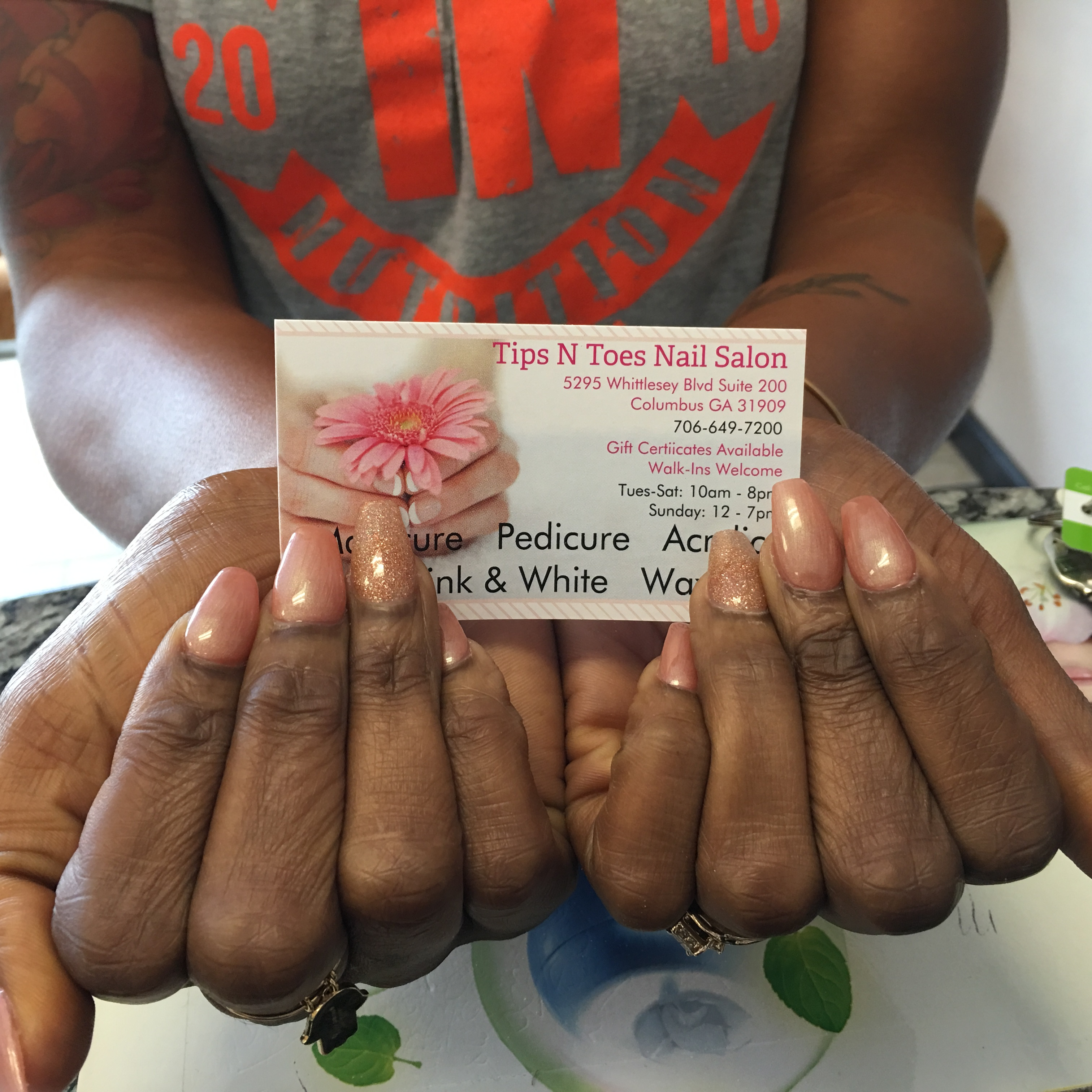 Tips And Toes 5295 Whittlesey Blvd, Columbus, GA 31909 - YP.com