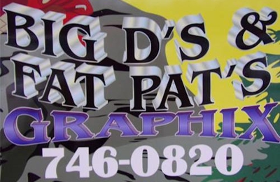 Big D's & Fat Pat's Graphix - Pleasant View, TN