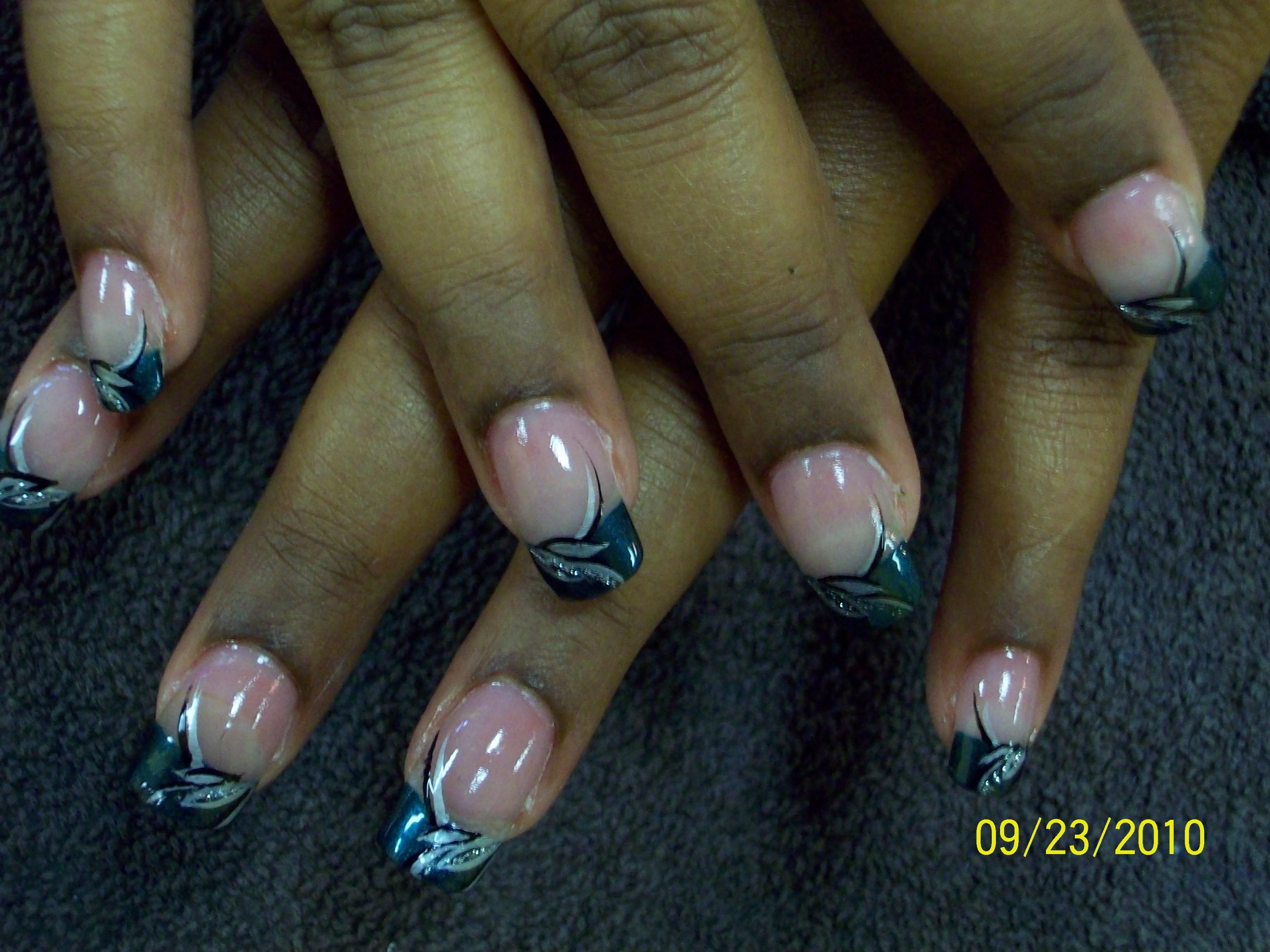 Sunset Nails Spa 2603 Sw 21st St Topeka Ks 66604 Yp