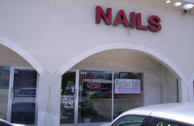 Precision Nails - Hollywood, FL