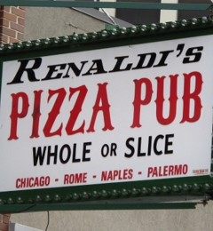 Renaldi's Pizza - Chicago, IL