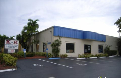 K & K Recreational Vehicle & Mobile Home Supplies - Hollywood, FL