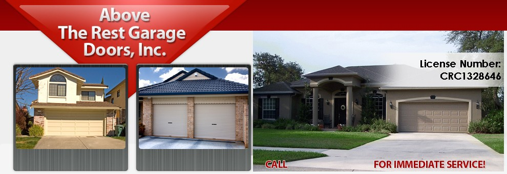 Above The Rest Doors 2684 Reagan Ln Kissimmee Fl 34744 Yp