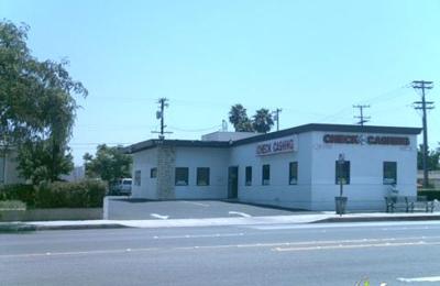 B & J Check Cashing - Anaheim, CA