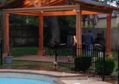 Lone Star Patio Builders, LLC.   Houston, TX