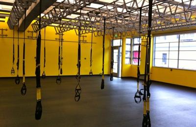 Trx Training Center - San Francisco, CA