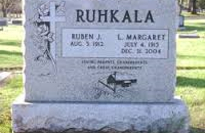 Ruhkala Monument Co Inc - Rocklin, CA