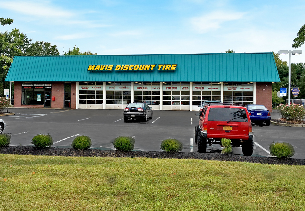 Discount Tire Oil Change >> Mavis Discount Tire 348 N Lewis Rd Royersford Pa 19468 Yp Com