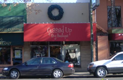 Gussied Up Dog Boutique - San Jose, CA