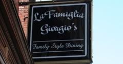 La Famiglia Giorgio's - Boston, MA