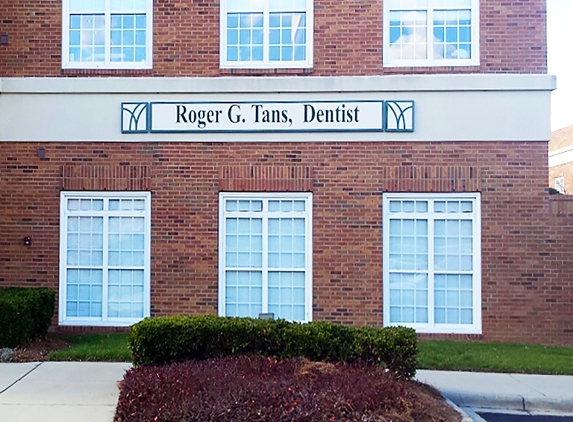 Roger G. Tans, DDS DDS - Charlotte, NC