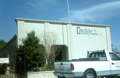 Century Electric Company Inc 5727 Kenwick St, San Antonio