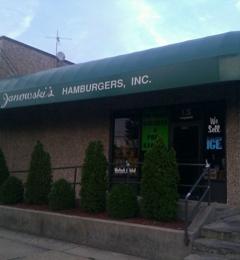 Janowski's Hamburgers Inc - Rockville Centre, NY