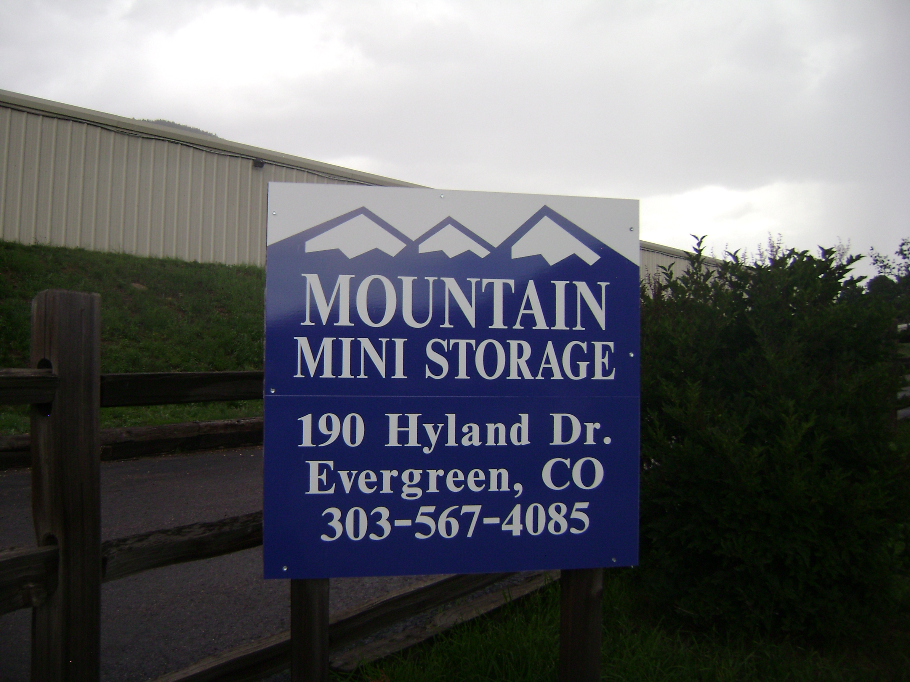 Mountain Mini Storage 48 County Road 308, Dumont, CO 80436   CLOSED   YP.com