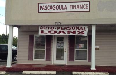 Pascagoula Finance Inc - Pascagoula, MS