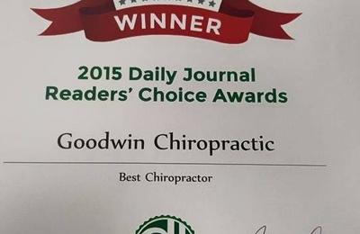 Goodwin Chiropractic - Tupelo, MS