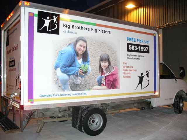 Big Brothers Big Sisters Of Alaska 600 W 41st Ave Ste 101