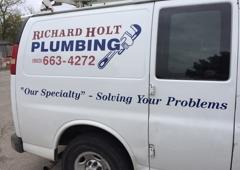 Richard Holt Plumbing - Longview, TX