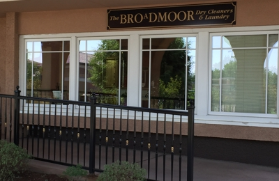 The Broadmoor Laundry & Dry Cleaning - Colorado Springs, CO