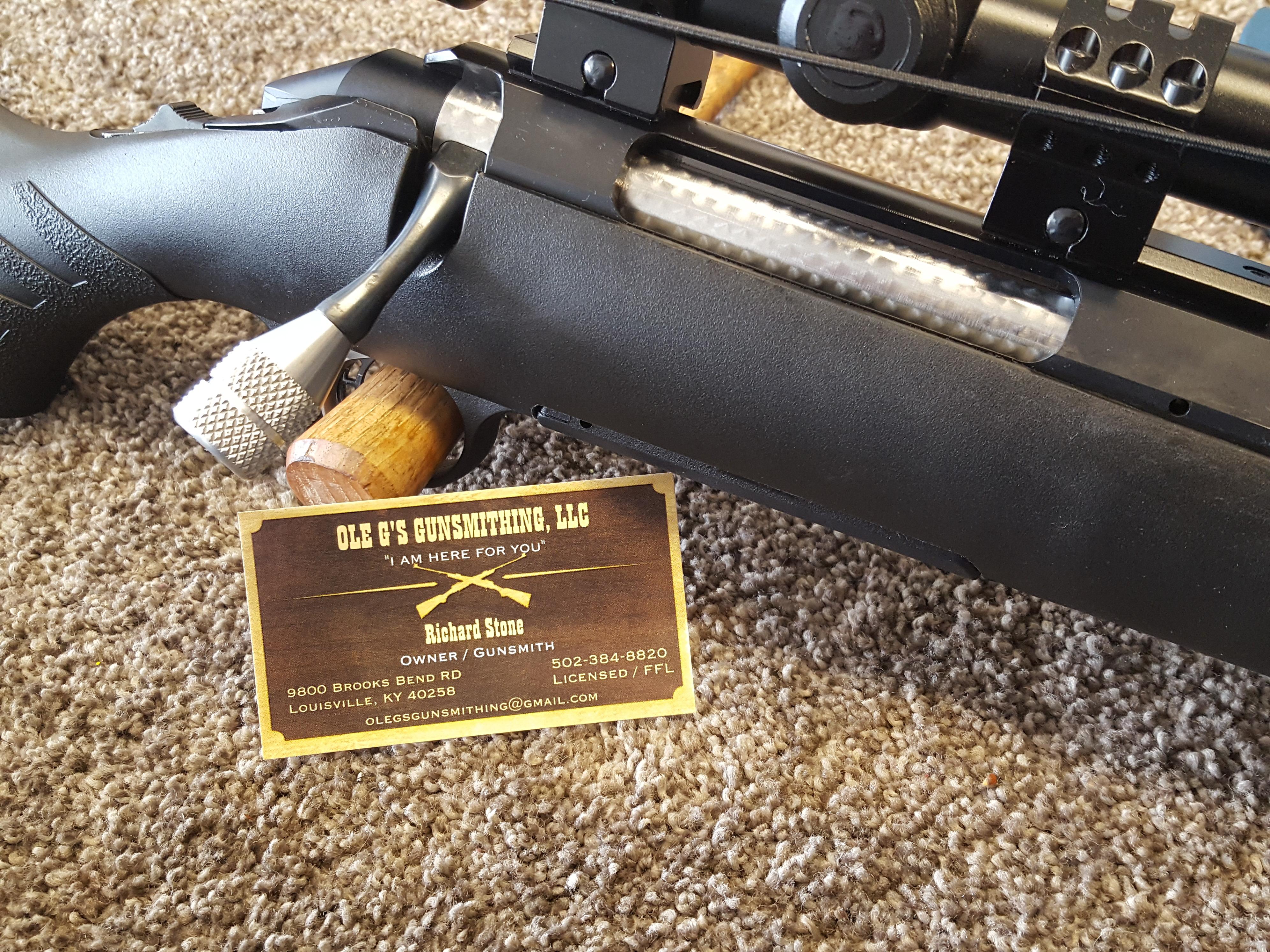 Ole G\'s Gunsmithing Louisville, KY 40258 - YP.com