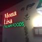 Mona Lisa Italian Restaurant - San Diego, CA