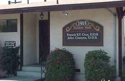 John Comyns DDS - Vallejo, CA