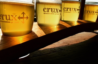 Crux Fermentation Project - Bend, OR. Choose your own beer flight