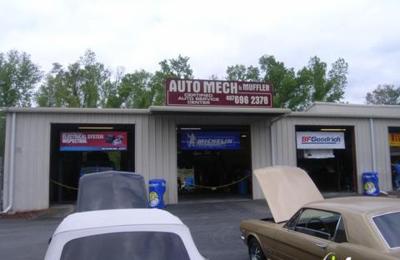 Auto Mech & Muffler - Oviedo, FL