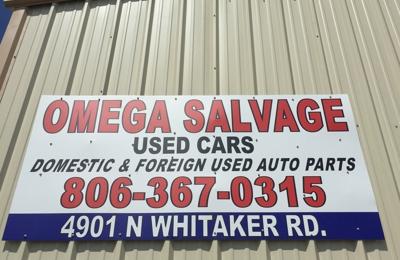 Omega Salvage - Amarillo, TX