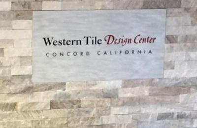 Western Tile Design Center - Concord, CA
