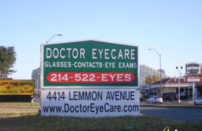 Texas Eye Care Assoc - Dallas, TX