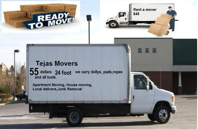 New Reliable Movers   Houston, TX