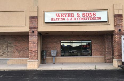 Weyer & Sons Heating & Air Conditioning Inc - Hubertus, WI