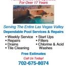 Centennial Hills Pool Service