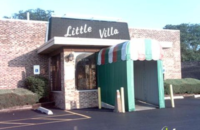 Little Villa Restaurant & Pizzeria - Des Plaines, IL