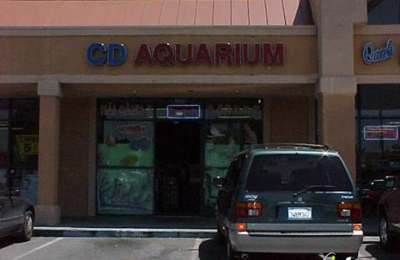 CD Aquarium - San Jose, CA