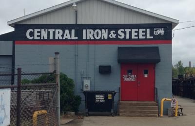 G R Central Iron & Steel Inc - Grand Rapids, MI