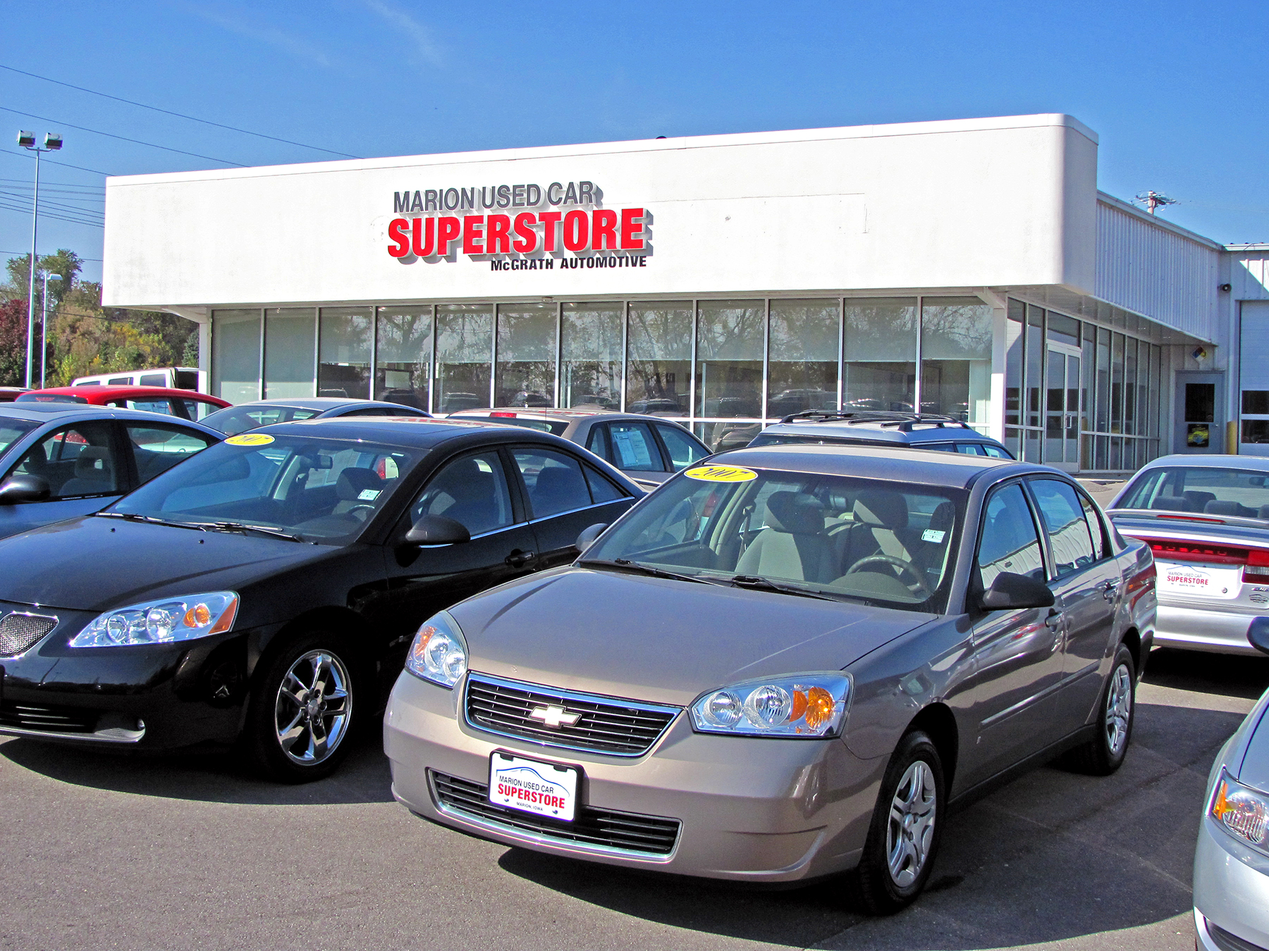Marion Used Car Super 675 Blairs Ferry Rd Ia 52302 Yp