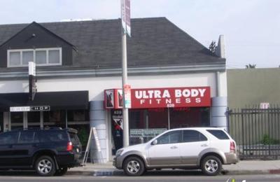 Ultra Body Fitness - Los Angeles, CA